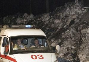 В Киеве из окна избирательного участка выпал член избиркома