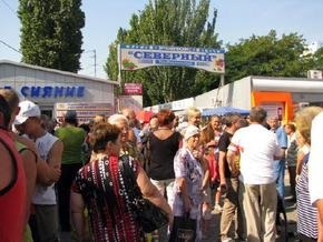 Очевидцы: Директор одесского рынка стрелял по предпринимателям