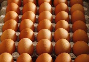 Минагрополитики рапортует о значительном росте производства яиц