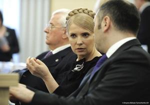 Представитель Тимошенко просит ВАСУ допросить 17 свидетелей, в том числе четырех членов ЦИК