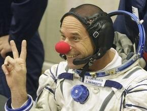 Фотогалерея: Алле-оп! Первый клоун в космосе
