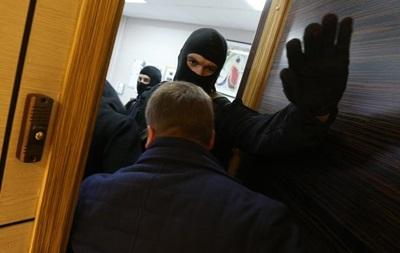 СБУ проводит обыски в девяти фондовых компаниях - СМИ