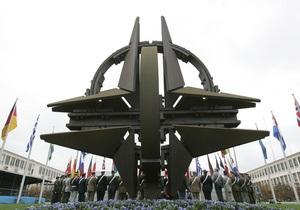 В Брюсселе заложили первый камень на месте новой штаб-квартиры НАТО