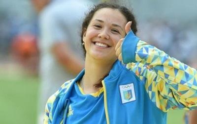Іваненко виграла для України золоту медаль юнацької Олімпіади