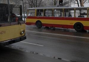 В Киеве в связи с открытием новых станций метро изменена схема движения троллейбусов и автобусов