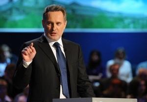 Фирташ избран главой объединенного движения работодателей Украины