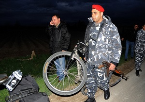 В Ливане похитили семерых велосипедистов из Эстонии