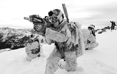 Дуже холодна війна. Брязкання зброєю в Арктиці