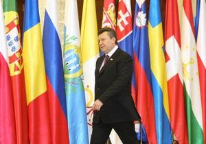 НГ: Украина собирается навести порядок в Европе