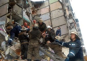 Взрыв дома в Днепропетровске: Родственники 23 погибших готовят иск в Европейский суд