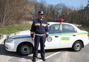 В Тернопольской области гаишники открыли стрельбу, чтобы задержать пьяного водителя
