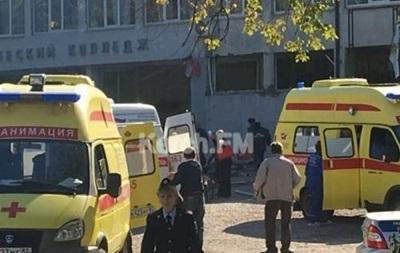 Очевидці розповіли подробиці вибуху в Керчі