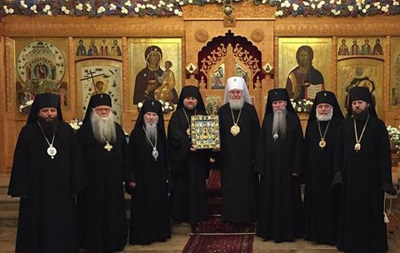 РПЦ за кордоном розірвала відносини з Константинополем