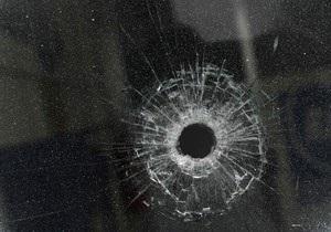 В Киеве задержали подозреваемого в вооруженном нападении на киоск