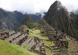 Археологи нашли ранее  неизвестную дорогу в город инков Мачу-Пикчу