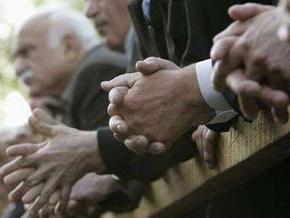 Грузинская оппозиция созывает народное собрание