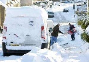 В США мороз и снегопады привели к гибели 6 человек