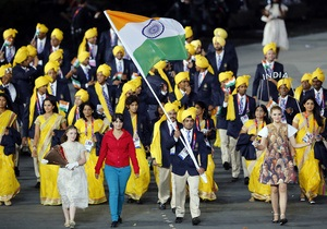Журналисты выяснили личность женщины, возглавлявшей делегацию Индии на открытии Олимпиады