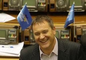 Партия регионов пообещала учесть замечания и предложения к закону о языках