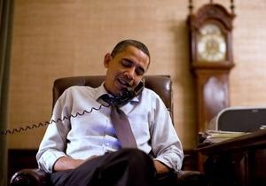 Обама объяснился с Мексикой и Турцией по поводу публикаций WikiLeaks