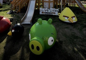 На Канарах построят парк развлечений Angry Birds