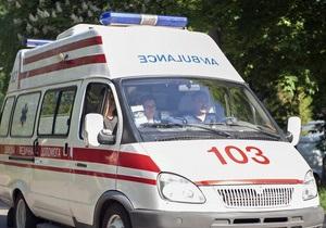 В Сумской области в ДТП погибли два иностранца, еще один травмирован