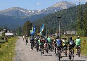 В Яремче состоится велопробег в честь 100-летия велотуризма в Карпатах