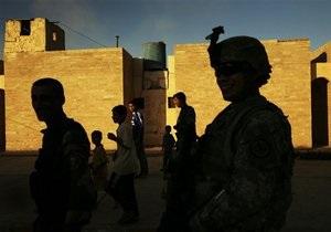 До конца года Ирак оставят все украинские военные