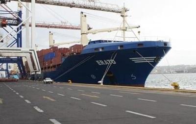 В Греции арестовали украинского моряка
