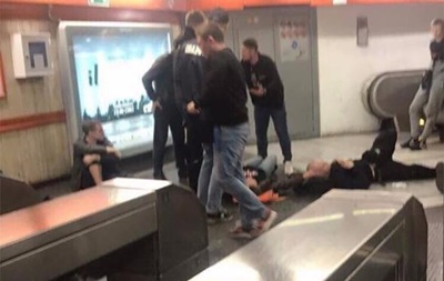 В аварии эскалатора в Риме пострадали украинцы - посольство РФ