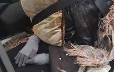 Мертвую иностранку пытались ввезти в Украину под видом пассажира