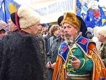 Юбилей Конотопской битвы во Львове отметили факельным шествием
