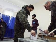 Член грузинского избиркома украл прибор для проверки голосующих