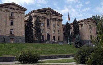 В Армении отклонили новый избирательный кодекс