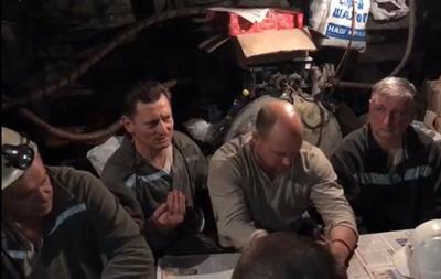 У Луганській області 12 днів під землею страйкують шахтарі
