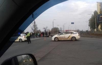 Протест на Харьковском шоссе в Киеве: движение автобусов возобновили