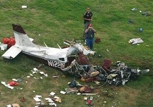В США потерпел крушение легкомоторный самолет: есть жертвы