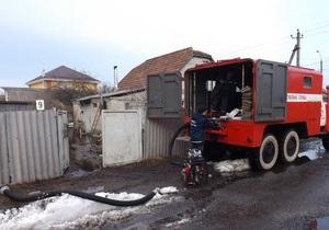 новости Украины - наводнение - В Украине частично затоплены более 160 населенных пунктов