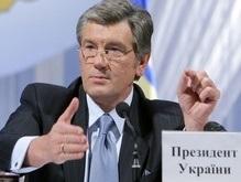 Ющенко едет на ЧАЭС