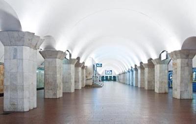 У Києві закрили станцію метро Майдан Незалежності