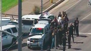 При стрельбе в Нью-Мексико погибли три человека