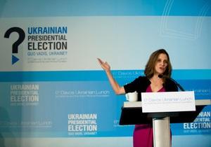 Канадка украинского происхождения Христя Фриленд стала одним из главных редакторов Reuters