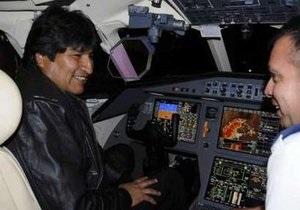 Боливия ищет пилота для нового самолета президента