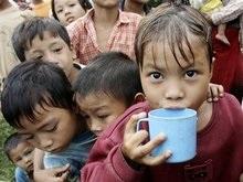 Мьянма запретила иностранцам вьезд в зону бедствия