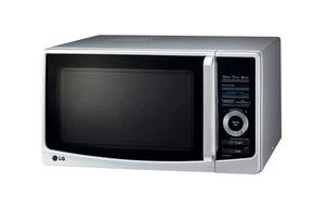 LG Electronics представляет микроволновую печь с автоматически вращающимся грилем Duo Master Grill