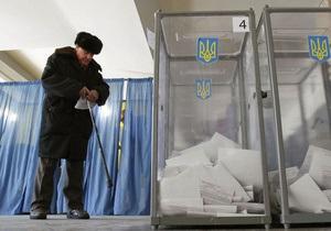 Кабмин назвал компанию, которая за миллиард гривен установит видеокамеры на избирательных участках