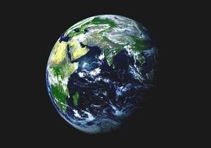 Земля, какой вы ее еще не видели
