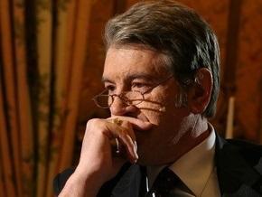 Ющенко: Кадровые изменения в руководстве областей осуществить тяжело