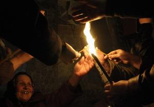 МЧС просит киевлян соблюдать правила пожарной безопасности в дни празднования Пасхи
