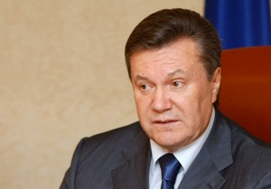 Янукович заявил, что не знает, каким будет решение КС о дате выборов
